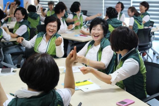 고흥군, '여성지도자 마인드 함양 워크숍' 개최