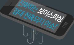 [카드뉴스] 진화하는 보이스피싱 '절대 현혹되지 마소!'