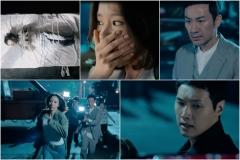 김아중·지현우·엄태웅, 숨막히는 케미… '원티드' 티저마저 긴장감↑