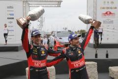 현대차, WRC 이탈리아 랠리서 개인 부문 우승…시즌 2번째