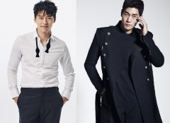 현빈·유지태, '꾼' 출연 확정··스크린 첫 만남