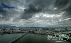 [오늘 날씨]전국 구름 많고 곳곳에 비···내일부터 본격적인 장마 시작