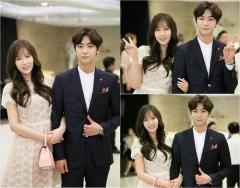 '아이가 다섯' 안우연♥임수향, 러블리 매력 물씬 풍기는 인증샷 공개