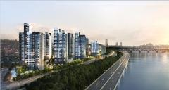 대림산업, 한강변 아파트 '아크로 리버하임' 7월 분양