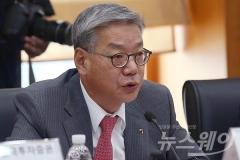 """황영기 금투협 회장 """"초대형IB 육성안 환영…무한경쟁 일깨울 것"""""""