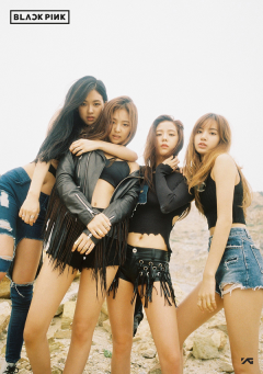"""YG새 걸그룹 블랙핑크는 4인조…""""MV 세 편 촬영 중"""""""