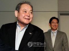 '이건희 사망설'에 삼성그룹株 '들썩', 숏커버링 때문?