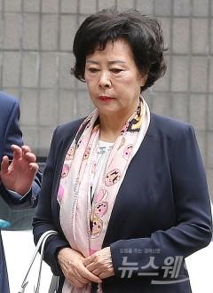 검찰, 신영자 '수십억 횡령' 추가 적발…주초 영장