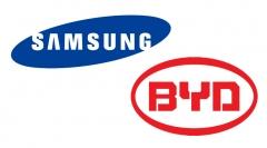 삼성전자, 車 반도체 사업 육성차 中 BYD와 협력