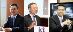 이통 3사 대표 보수 공개…황창규 KT 회장 가장 많아