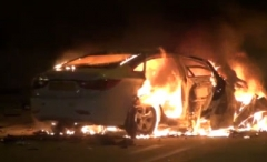 경기도 광주서 교통사고로 4명 사상…피해자 돕던 20대 중상