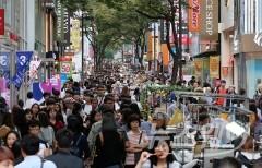 명동 '네이처리퍼블릭' 올해도 땅값 1위…전년比 8.74%↑