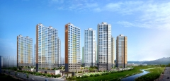 반도건설, 이달 울산 송정지구 중심서 특화 설계 아파트 선봬