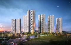 포스코건설, 전주서 2070가구 규모 '더샵' 타운 조성