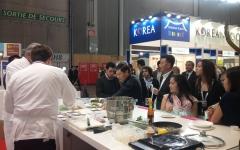 aT, 파리국제식품박람회 참가