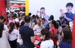 aT, 중국 광저우서 삼계탕 등 신규수출품목 소비자체험 홍보