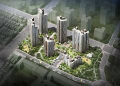 현대산업개발, 신길뉴타운 아이파크 모델하우스 오픈