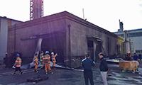 울산 온산공단 내 화학제품 생산업체서 폭발사고···1명 부상