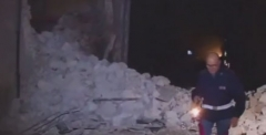 이탈리아 중부서 규모 5.4지진, 로마서도 진동 감지