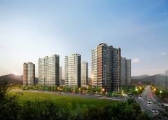 동해 첫 메이저브랜드 아파트 '동해 아이파크' 4일 모델하우스 오픈