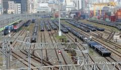 철도파업 38일째…수도권 지하철 운행률 87.6%