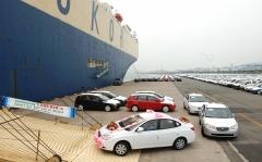 파업 직격탄…작년 車 생산·수출·내수 모두 '마이너스'