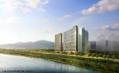 국가산업단지 인근 신규 아파트 인기몰이
