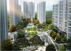 '동천 더샵 이스트포레' 2일 모델하우스 오픈