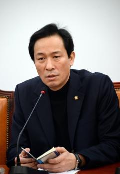 """우상호 """"분당, 한국정치 후진성 보여주는 것"""""""