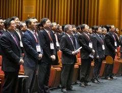새해인사모임 참석한 LG그룹 경영진