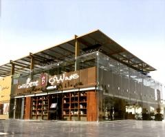카페베네 사우디아라비아 8호점, 한 달 만에 매출 2억원 돌파
