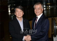 벚꽃 대선 모락모락…'설 민심잡기' 주력