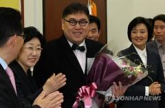 자유한국당, '나꼼수' 김용민 입당 제명처리