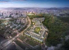 """""""공간효율성 극대화""""…GS건설의 첫 단독주택 자이더빌리지"""