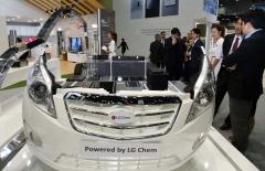 전기차 배터리 3사, 유럽서 '확장' 경쟁