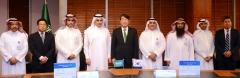 두산重, 사우디서 4700억 규모해수담수화플랜트 수주 계약 체결