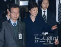 박 전 대통령 수감 사흘‥서울구치소 앞 비교적 한산