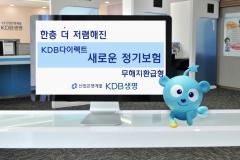 KDB생명, 온라인 전용 무해지환급형 정기보험 출시