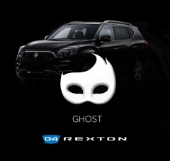 고객 소통 확대.. 쌍용차, 마이크로사이트 'GHOST' 오픈