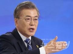 문재인 '통합행보' 박차…대선 이후 내다보나