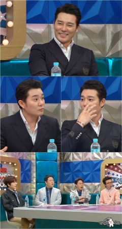 '라스' 이태곤, 폭행시비 '코뼈 골절' 사건 방송최초 공개