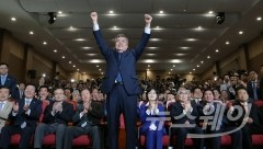 영남 제외한 전 지역서 승리…국민은 '정권교체' 원했다