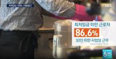 """文 대통령의 최저임금 1만원 공약?…경영계 """"인건비 부담"""" 반발"""