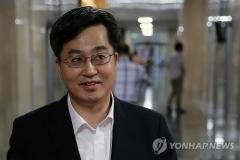 文정부 초대 경제사령탑 김동연···'J노믹스 선봉장'