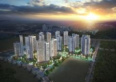 GS건설, '일광자이푸르지오' 모델하우스 개관