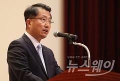진웅섭 금감원장, '은행 가계부채 관리 강화' 당부