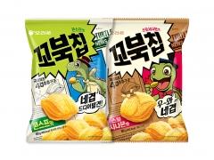 오리온 꼬북칩, 4개월만에 누적판매량 1100만봉 달성
