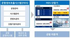 아시아나IDT, 필리핀 신공항 운항정보표출시스템(FIDS) 구축