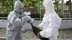 전북 익산서 '조류인플루엔자(AI) 바이러스' 검출…고병원성 검사중