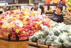 추석 앞두고 과일값 '껑충'…9월 소비자물가 전년比 2.1%↑
